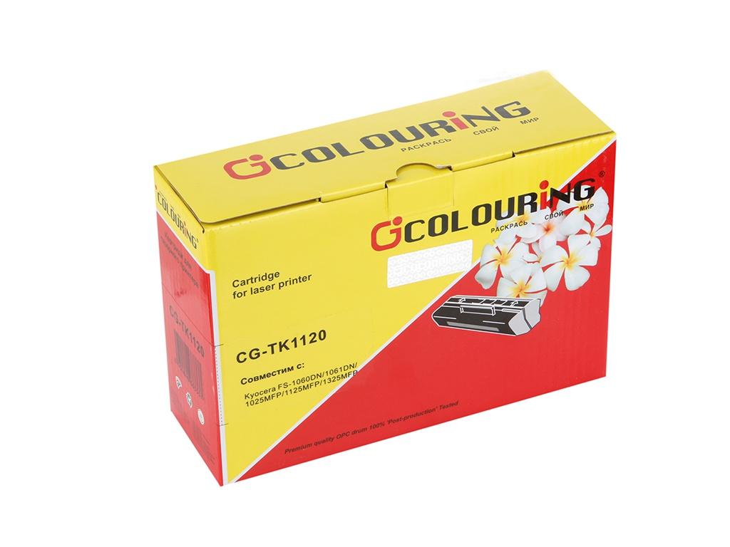 Аксессуар Colouring CG-TK-1120 для Kyocera FS-1060DN/1125MFP/1025MFP
