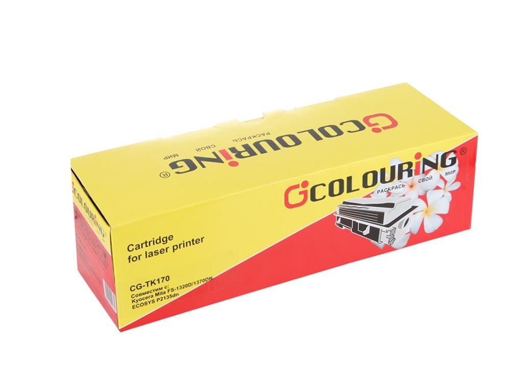 Аксессуар Colouring CG-TK-170 для Kyocera Mita FS-1320D/1370DN