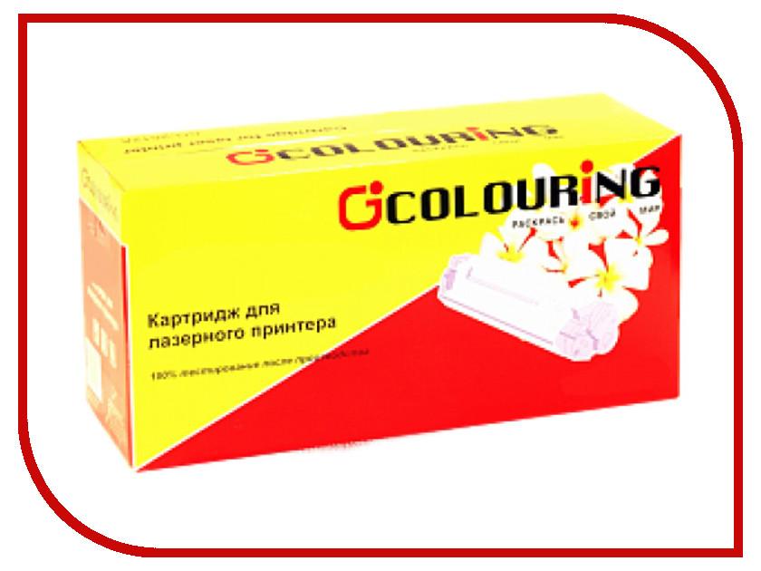 Тонер Colouring CG-KX-FAT411A/FAT88/90/92/94/KX-FAC415 для Panasonics KX-MB2000/2010/2025/2030 2000 копий<br>