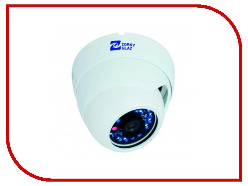 Аналоговая камера Zorky Glaz 3.6mm ZC11 TVI
