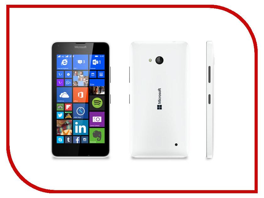 Сотовый телефон Microsoft 640 Lumia LTE White<br>