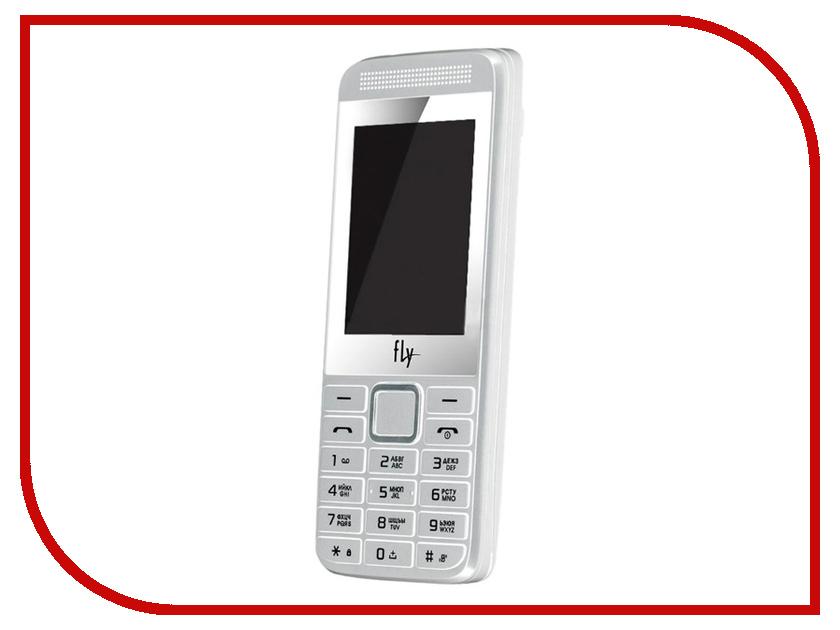 Сотовый телефон Fly FF241 White<br>