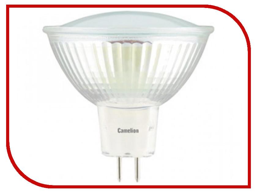 Лампочка Camelion JCDR 4W 220V GU5.3 3000K 300 Lm LED4-JCDR/830/GU5.3<br>