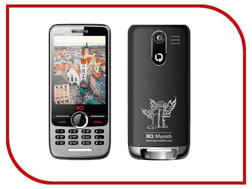 Сотовый телефон BQ BQM-2803 Munich Black