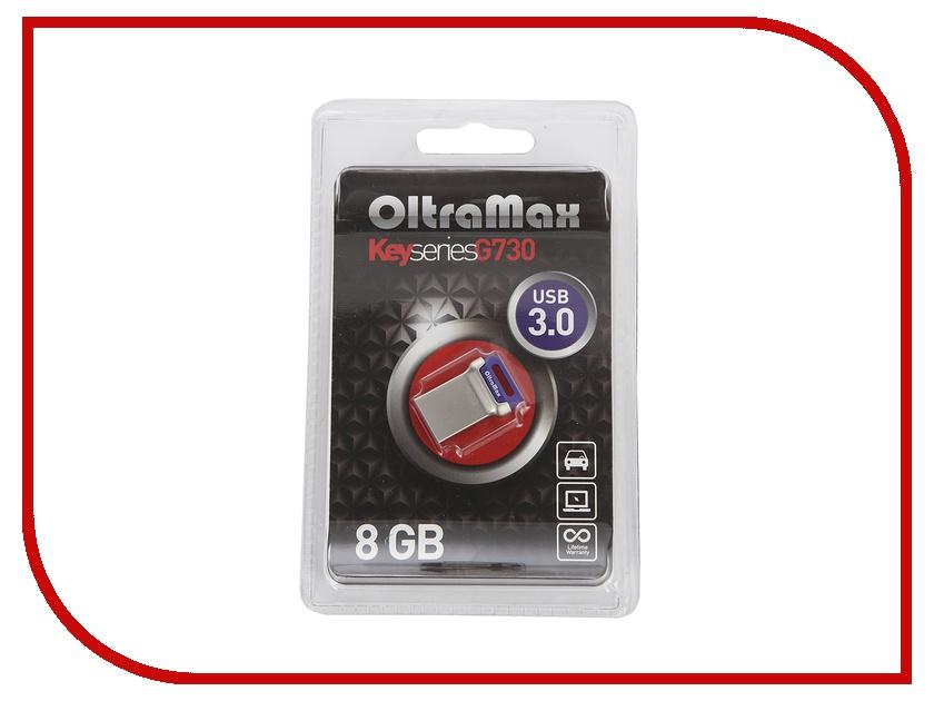 USB Flash Drive 8Gb - OltraMax Key G730 3.0 OM008GB-Key-G730