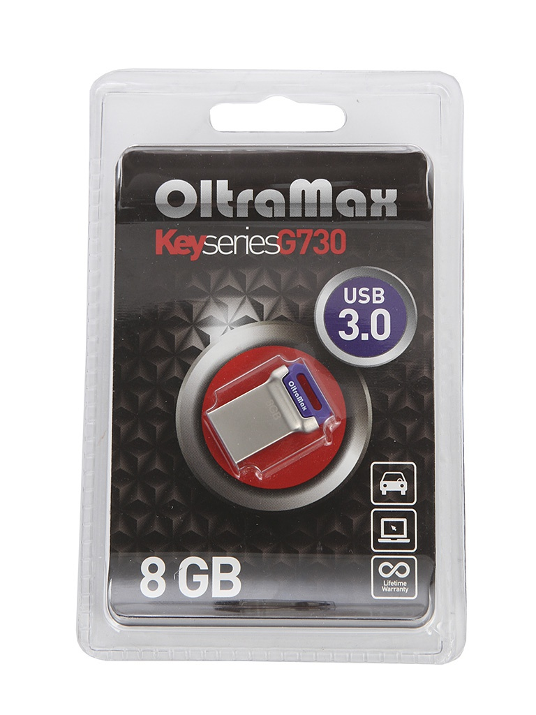 USB Flash Drive 8Gb - OltraMax Key G730 3.0 OM008GB-Key-G730