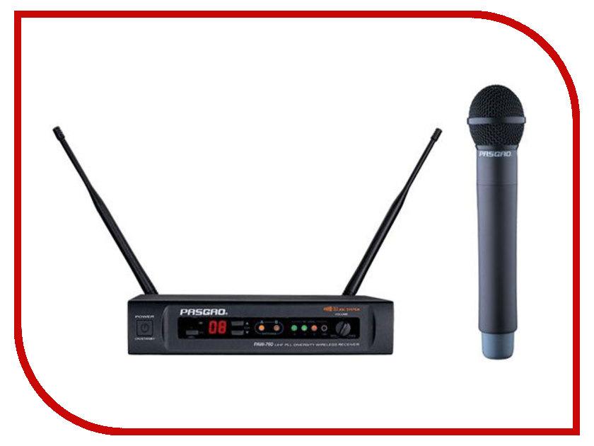 Радиомикрофон PASGAO PAW760+PAH330<br>