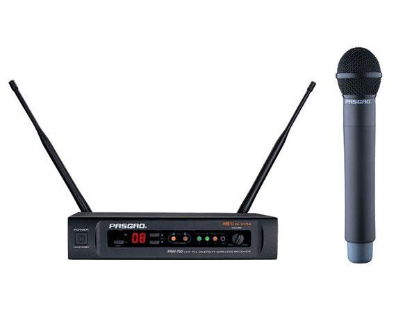 Радиомикрофон PASGAO PAW760+PAH330