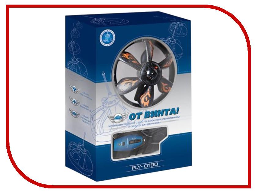 Радиоуправляемая игрушка От винта! Летающая тарелка FLY-0190 / 87237