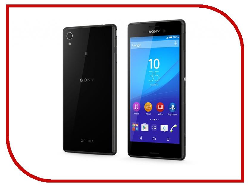 Сотовый телефон Sony E2312 Xperia M4 Aqua Dual Black<br>