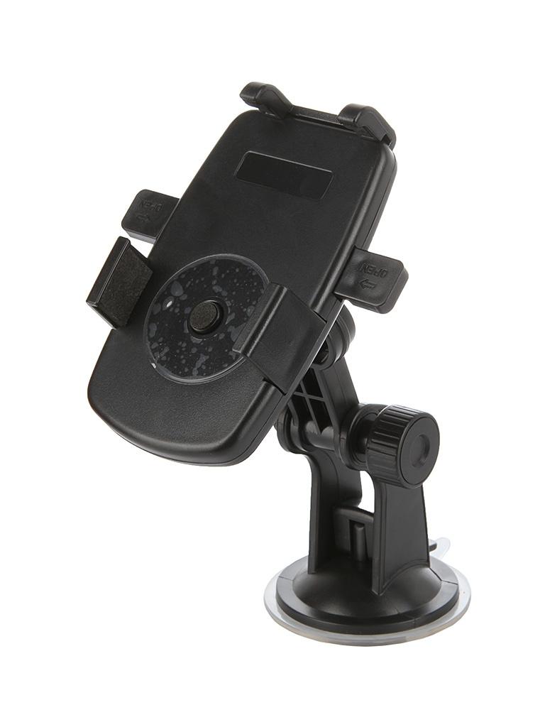 Держатель Perfeo PH-502 Black<br>
