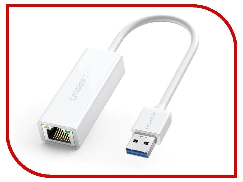 ��������� Ugreen UG-20255 USB 3.0 LAN RJ-45 Giga Ethernet Card