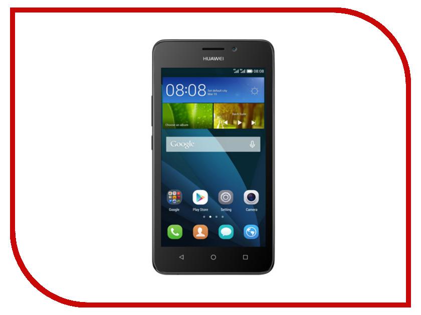 Сотовый телефон Huawei Ascend Y635 Black сотовый телефон huawei honor 8 pro black