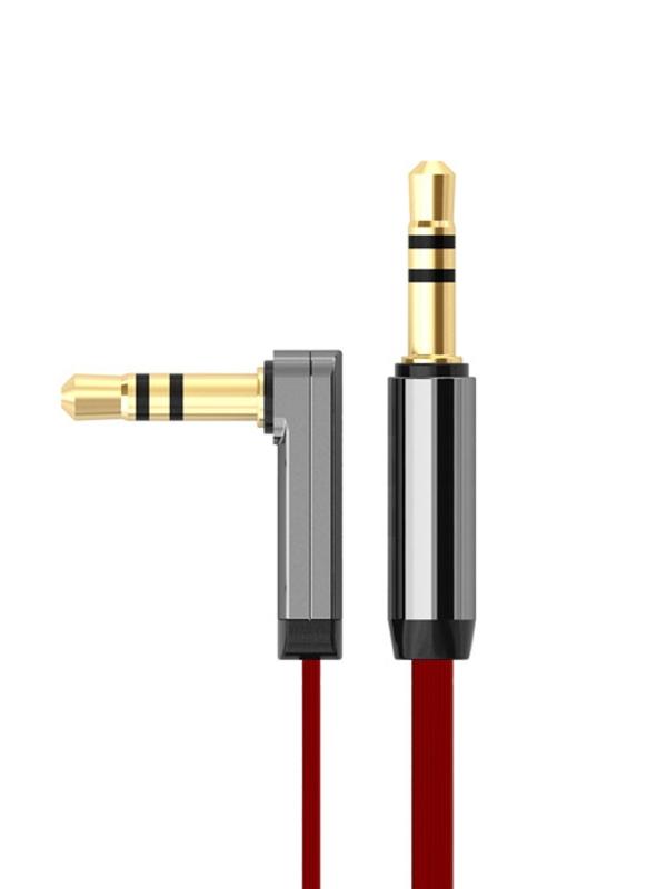 Аксессуар Ugreen Jack 3.5mm M - Jack 3.5mm M 0.5m Red UG-10797