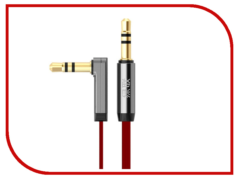 Аксессуар Ugreen Jack 3.5mm M - Jack 3.5mm M 1m Red UG-10798<br>