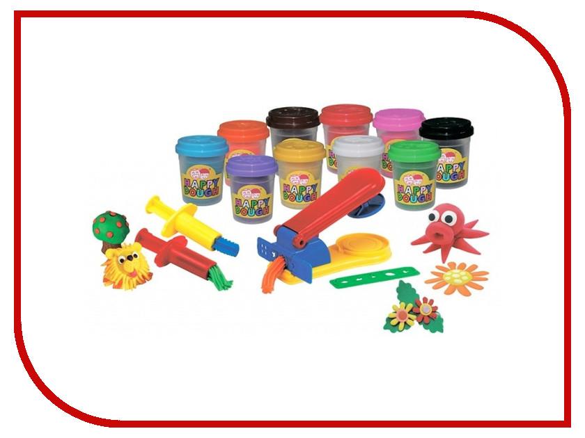 Набор для лепки Altacto Clay c формочками 10 цветов