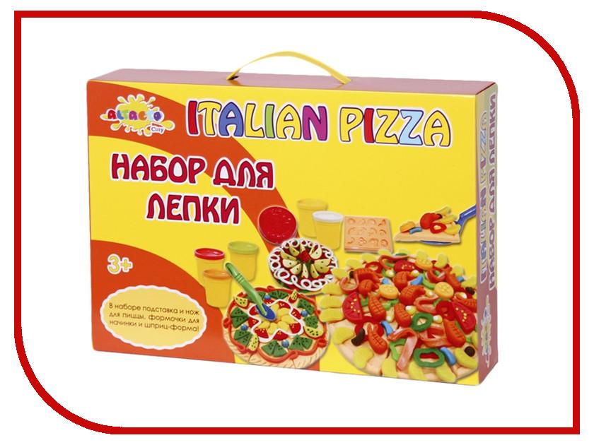 Набор для лепки Altacto Clay Волшебство кулинарии - Итальянская Пиццерия 5 цветов