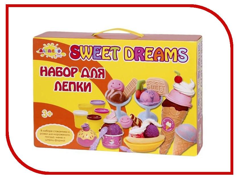 Набор для лепки Altacto Clay Волшебство кулинарии - Мечта Сладкоежки 5 цветов