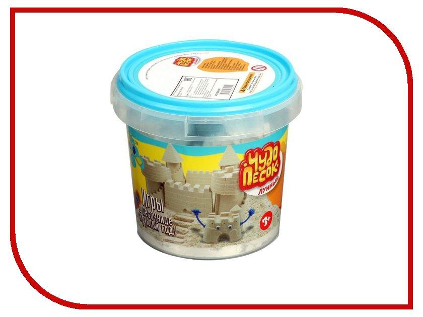Набор для лепки Altacto Creative Чудо-песок Лунный 1000г altacto набор для лепки winx волшебное кафе