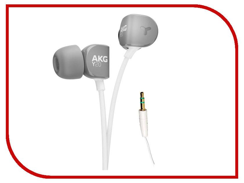 Гарнитура AKG Y20U Grey akg y 40