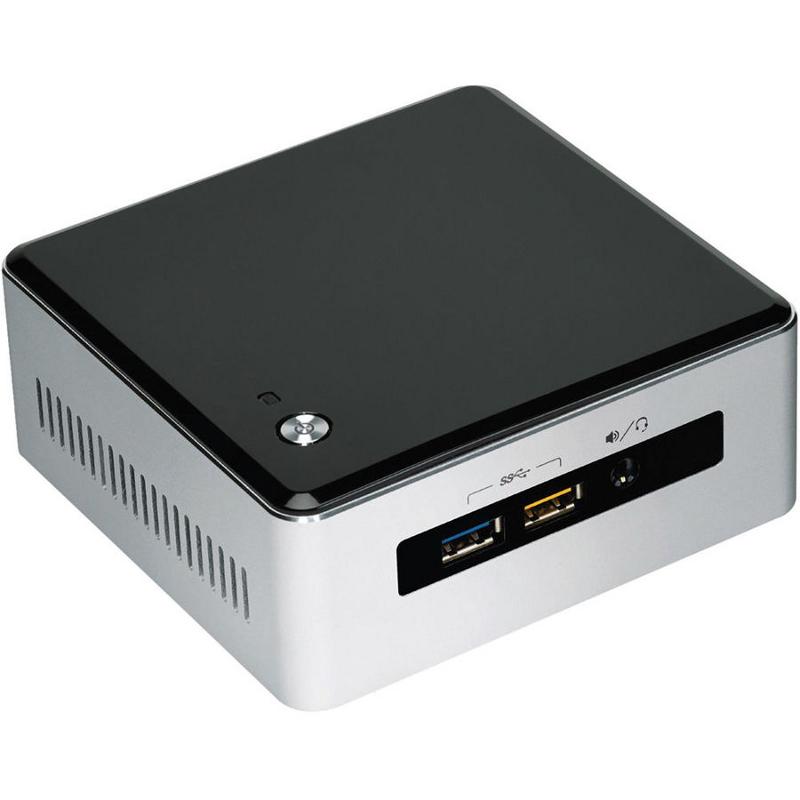 Неттоп Intel NUC kit BOXNUC5I5RYH