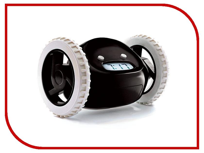 Гаджет Эврика Часы будильник Инопланетянин Black 93485<br>