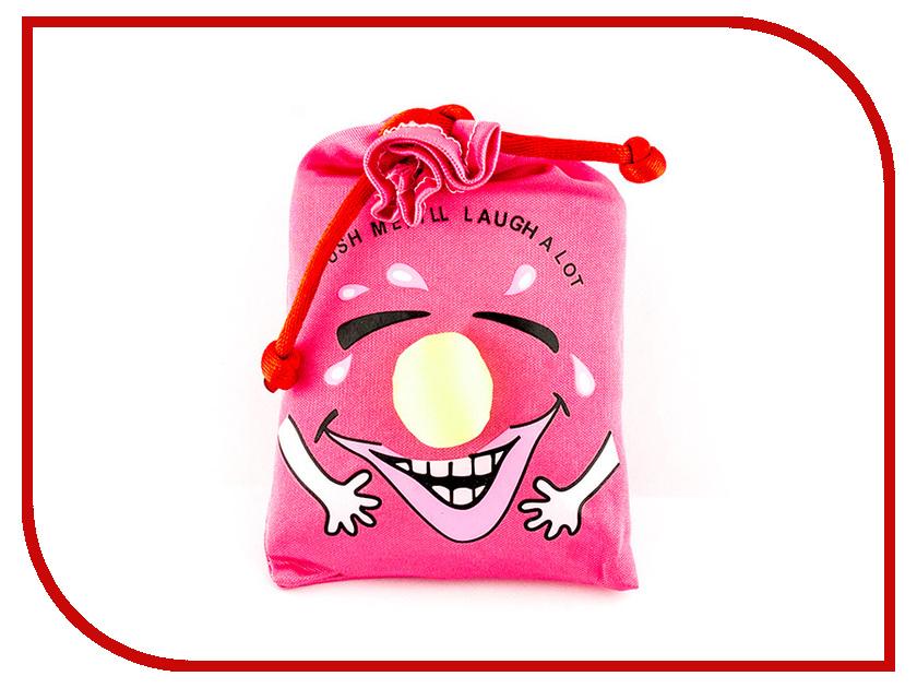 Гаджет Эврика Мешок со смехом Pink 93395