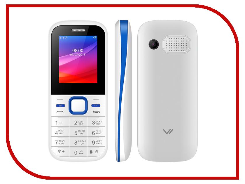 Сотовый телефон Vertex M102 White
