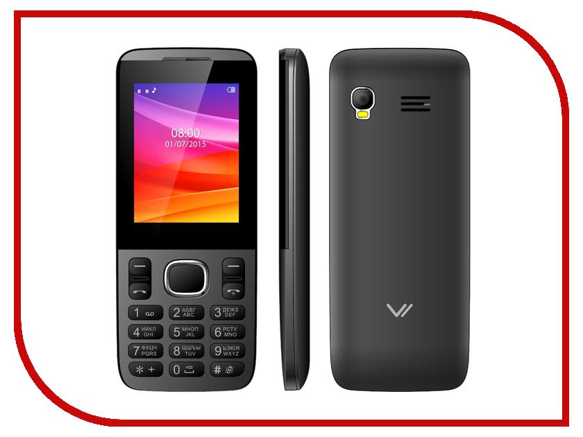 Сотовый телефон Vertex D503 Black