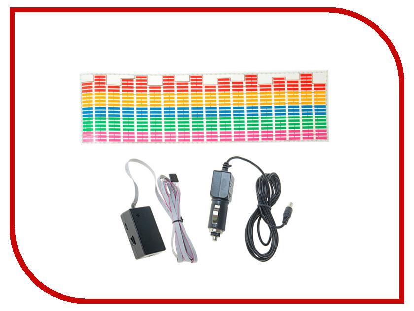 Аксессуар СИМА-ЛЕНД 118356 - эквалайзер на стекло автомобиля<br>