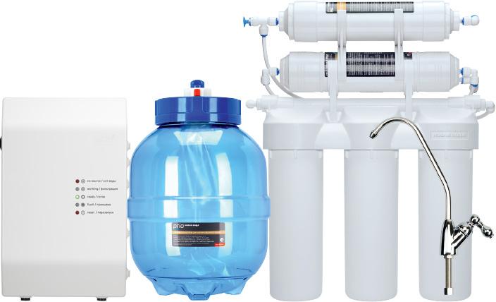 Фильтр для воды Prio Новая Вода Praktic Osmos OU600