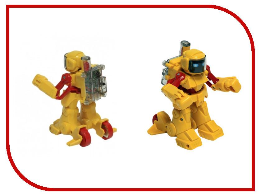Игрушка Mioshi Боевой Робот: Участник MTE1204-104 Yellow игрушка андроид купить робот