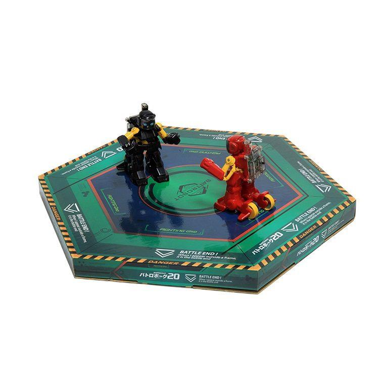 Игрушка Mioshi Боевые роботы: схватка на арене MTE1204-103<br>