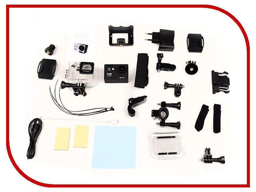 Экшн-камера Zodikam Z50W экшн камера купить на алиэкспресс