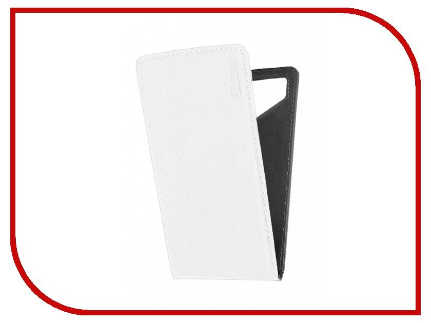 Аксессуар Чехол ST Case 4.6-5 иск.кожа White ST c –SMFL4.6-5-WHT-LTH