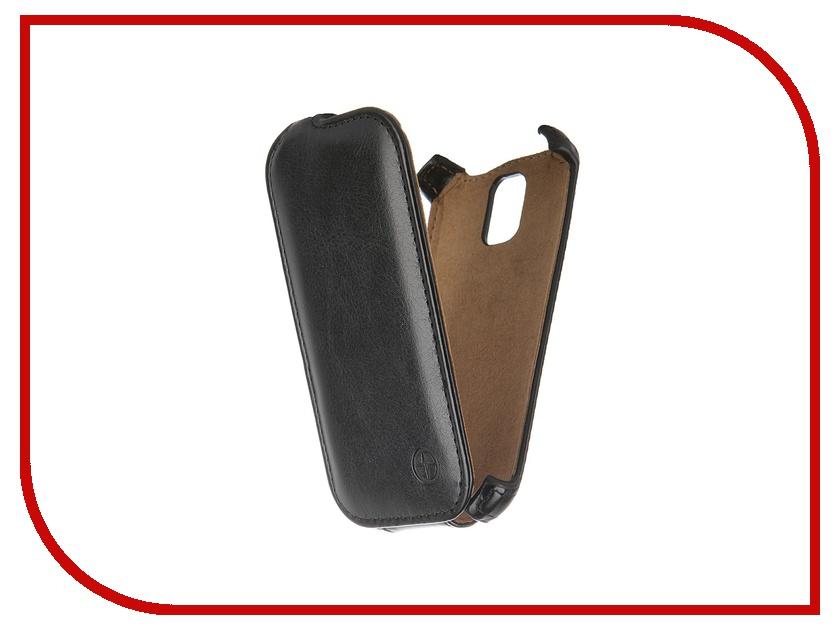 Аксессуар Чехол Micromax D200 BOLT Pulsar Shellcase Black PSC0727<br>