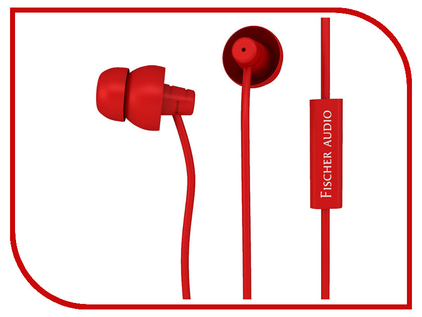 Гарнитура Fischer Audio Dream Catcher Red Nation наушники fischer audio red stripe