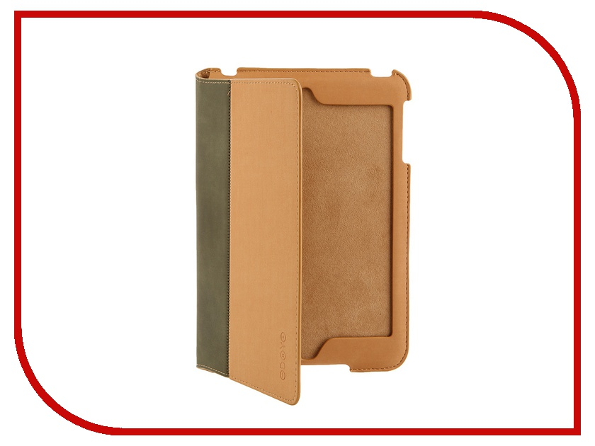 Аксессуар Чехол Odoyo SlimCoat Green Cappuccino для iPad mini PA527GC<br>