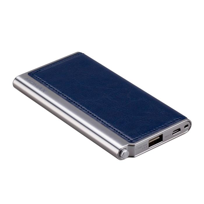 Аккумулятор MOMAX iPower Elite 5000mAh Blue