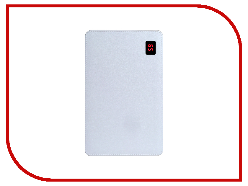 Аккумулятор Remax Power Bank Proda Note Book 30000mAh White