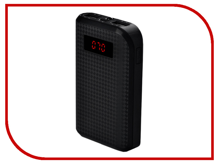 Аккумулятор Remax Power Bank Proda Power Box 10000 mAh Black<br>