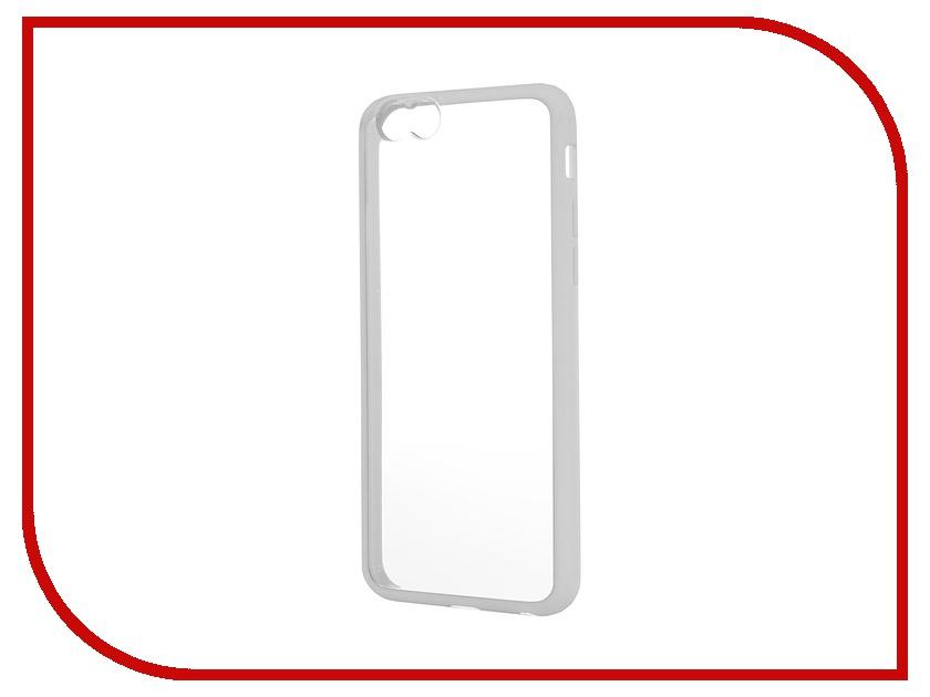 Аксессуар Чехол Muvit MyFrame Case для iPhone 6 White MUBMC0100<br>