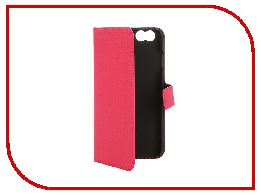 Аксессуар Чехол-книжка Muvit Wallet Folio Stand Case для iPhone 6 Pink MUSNS0049<br>