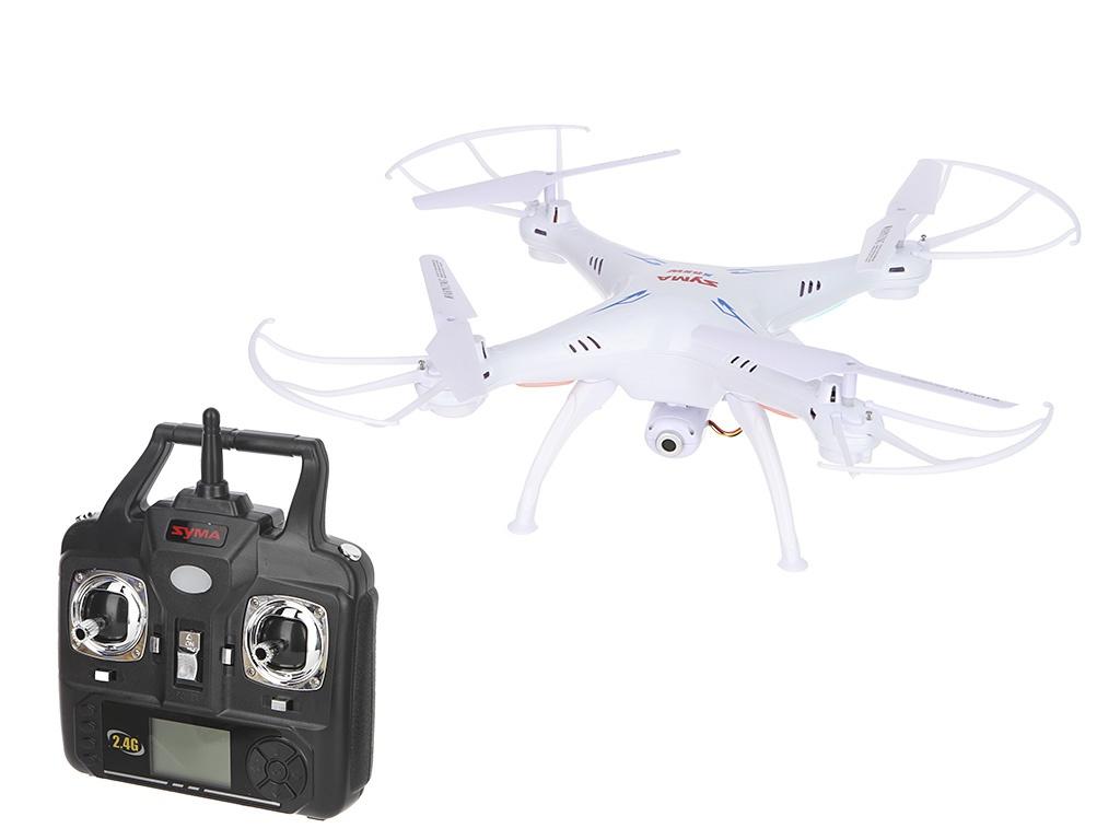 Квадрокоптер Syma X5SW White — X5SW