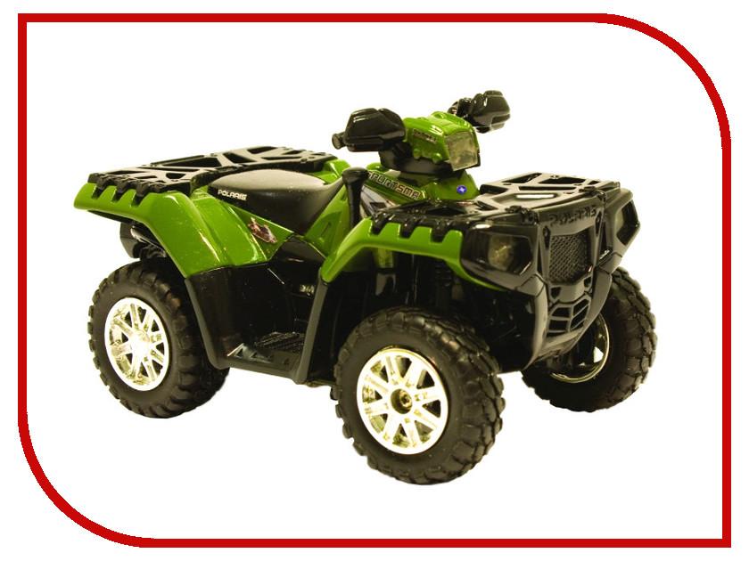 Радиоуправляемая игрушка Tomy Polaris ATV Quad ТО42708