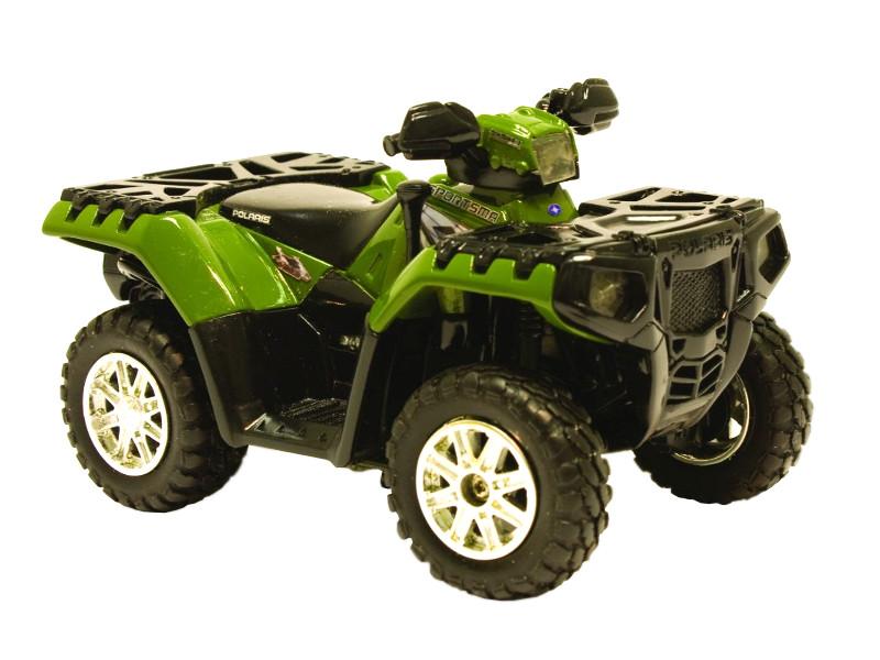 Машина Tomy Polaris ATV Quad ТО42708<br>
