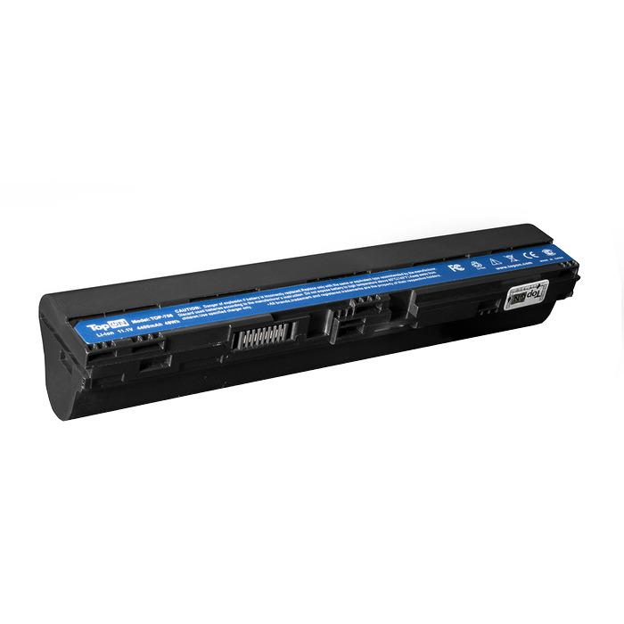Аккумулятор TopON TOP-756 11.1V 4400mAh for Acer Aspire One 725/756/V5-131/V5-171/TravelMate B113 Series