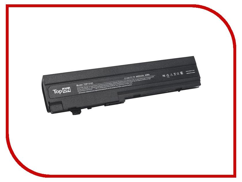 Аккумулятор TopON TOP-5103 11.1V 4400mAh Black for HP Mini 5101/5102/5103 Series<br>