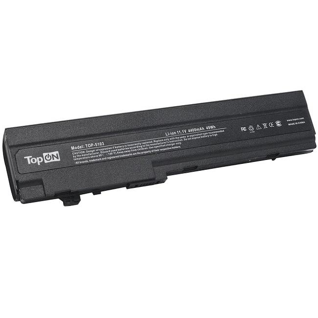 Аккумулятор TopON TOP-5103 11.1V 4400mAh Black for HP Mini 5101/5102/5103 Series