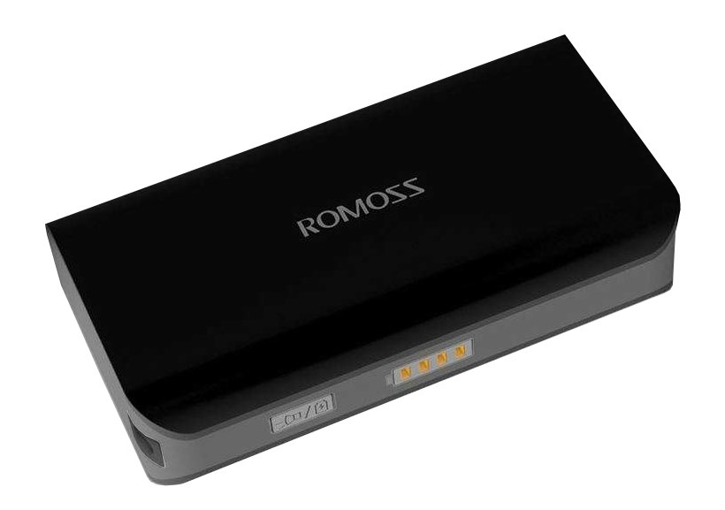 Аккумулятор ROMOSS Powerbank Sailing 2 5200 mAh Black